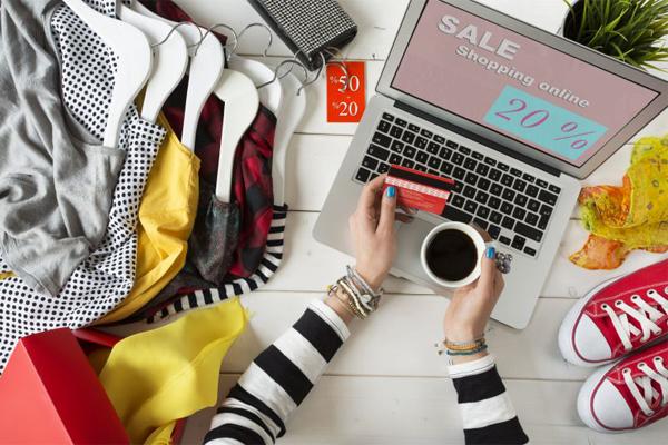mặt hàng bán online