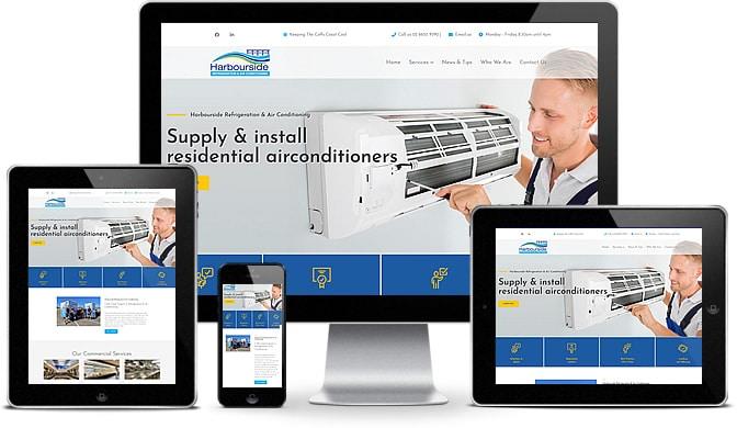 dịch vụ seo website điện máy