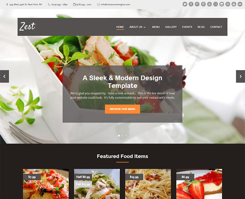 dịch vụ seo web nhà hàng