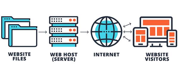 hosting cho website