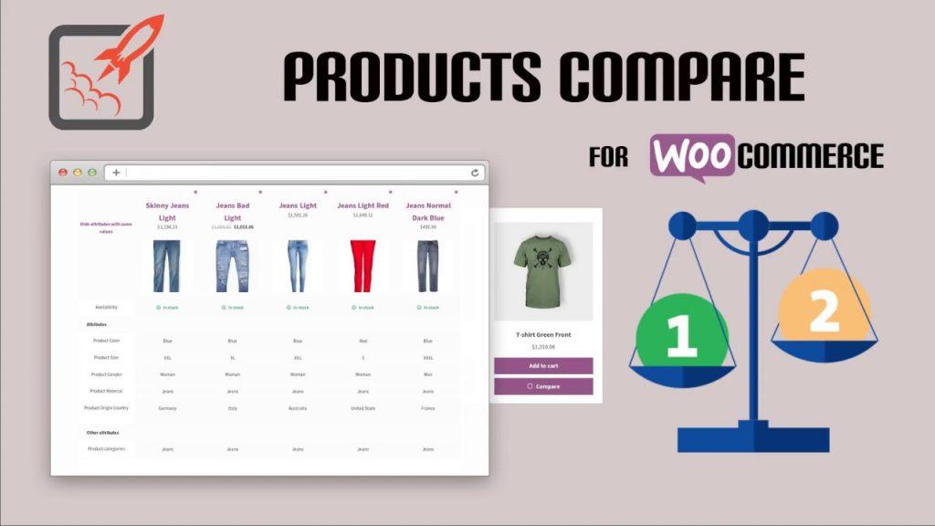 so sánh giá sản phẩm